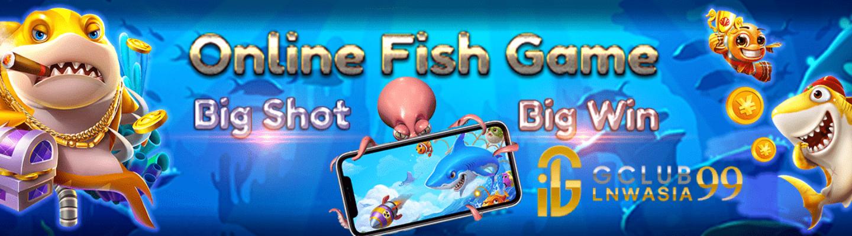 วิธีเล่นเกมส์ยิงปลาบนคาสิโน เกมสนุกได้เงินจริงที่