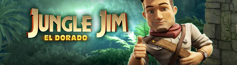 ปั่นวงล้อรับเงินล้าน กับเกมสล็อต Jungle Jim Eldorado