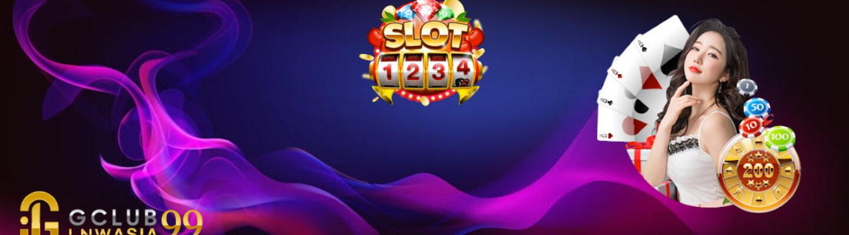 เว็บสล็อตออนไลน์ Slot 1234 รีวิวเว็บอันดับ 1 ในไทย